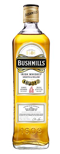 Bushmills Triple Distilled Original Irish Whiskey 40% Vol. 0,7 l