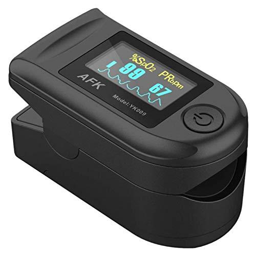 AFK YK009 Pulsoximeter Fingerpulsoximeter Sauerstoffsättigung Pulsmessung OLED Display