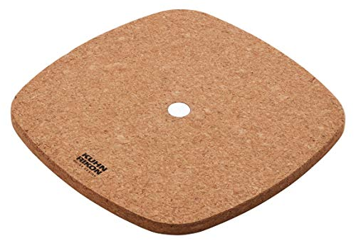KUHN RIKON Smart & Compact - Salvamanteles magnético (20 cm, corcho)