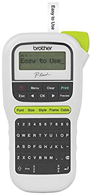 Brother Easy Portable Label Maker/Tape
