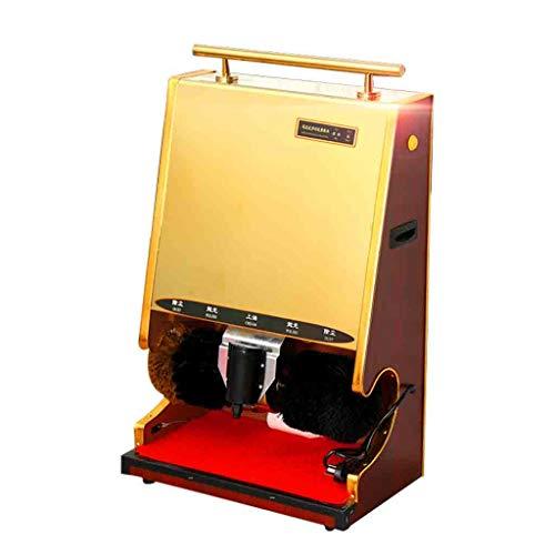 shoe shine machine Máquina limpiadora automática de Pulido de Zapatos. Máquina pulidora de Zapatos por inducción automática. Tratamiento de eliminación de Polvo.Roscloud@