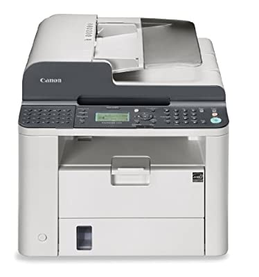 Canon FAXPHONE L190 Monochrome Laser Fax Machine Duplex Printer
