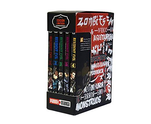Boxset: Resident evil (Paquete de 5 volumenes))