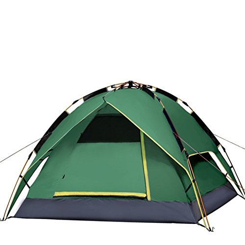 tent in the field/outdoor3-4Automatic tent people/Opportunites family camping outdoor tent-I