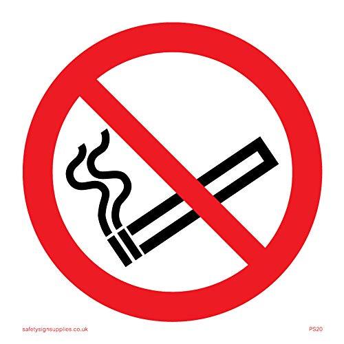 Viking Signs PS20-S85-1M geen roken symbool teken