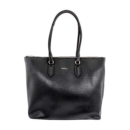 Furla Women's Pin M Tote Bag - Onyx