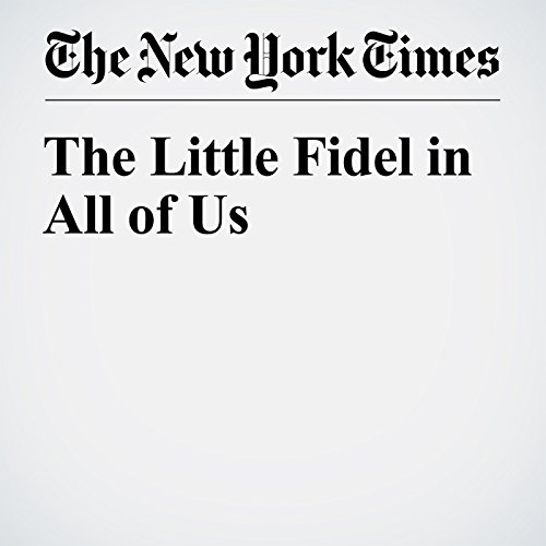 The Little Fidel in All of Us audiobook cover art
