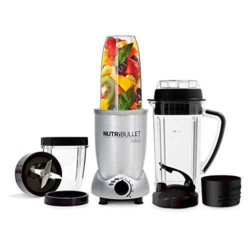 Nutribullet Prime Select Edition 950w con 10 accesorios