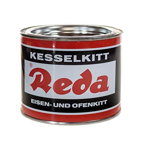 Reda Feuerfester Kesselkitt, Eisen- und Ofenkitt 1000 g, Dichtungs-Kitt bis 1000°C