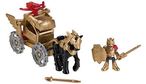 Imaginext Battle Cart