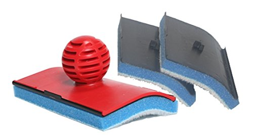 Brush King - Tire Shine Applicator and Refill Pads