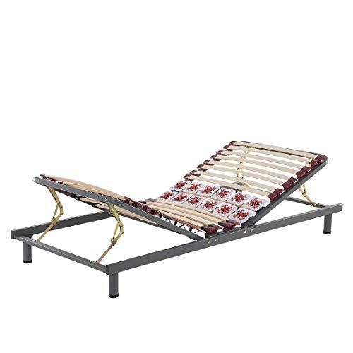 🦴 Comprar cama ortopédica manual de 90x200 especial para transpirabilidad del colchón