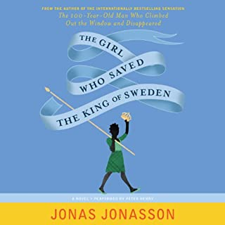 The Girl Who Saved the King of Sweden cover art