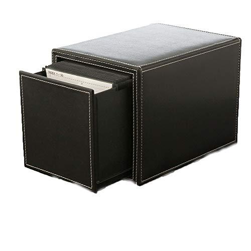Caja de almacenamiento de DVD DVD de almacenamiento del disco de vinilo LP de almacenamiento caja del CD del álbum de almacenamiento de CD bandeja de la caja posee el 50 Cajas CD Rack de almacenamient
