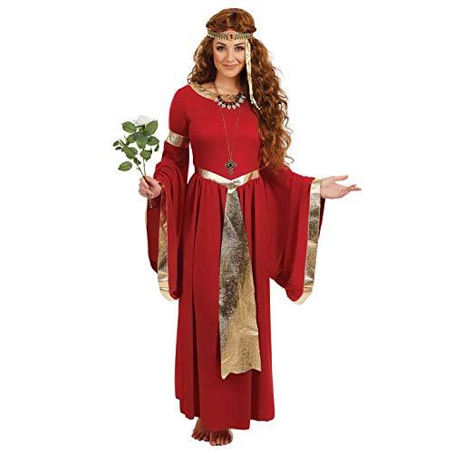Fun Shack Le Déguisement Princesse De La Renaissance Rouge pour Femmes Large
