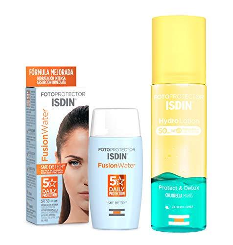 ISDIN Fusion Water Fotoprotector Facial SPF 50, de Fase...