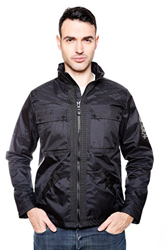 Geographical Norway - Blouson Homme Geographical Norway Amigo Noir-Taille - S