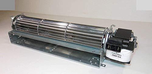 AGRIPRO Ventilatore Tangenziale DN 60 Ventola cm 27 Motore Destro Universale