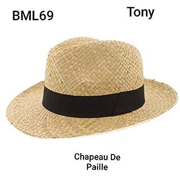 Chapeau de paille (feat. Tony69)