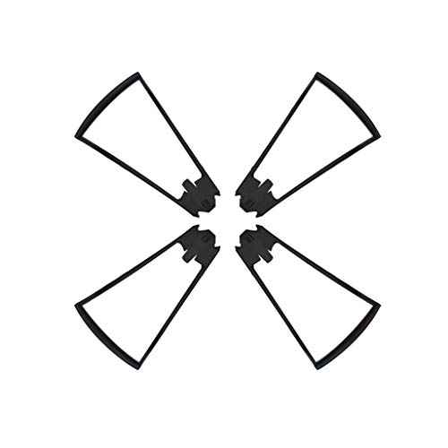 4PC Drone Propeller Guard Protecter Ring Spare Parts for SG106 Quadcopter Toys and Hobbies Helicopter Toys Christmas for Faclot