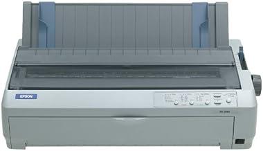 Epson FX-2190 680carácteres por Segundo Impresora de Matriz de Punto - Impresora matricial de Punto (680 carácteres por Segundo, 128 KB, Paralelo, 400 millón de Caracteres, 20000 h, 55 dB)