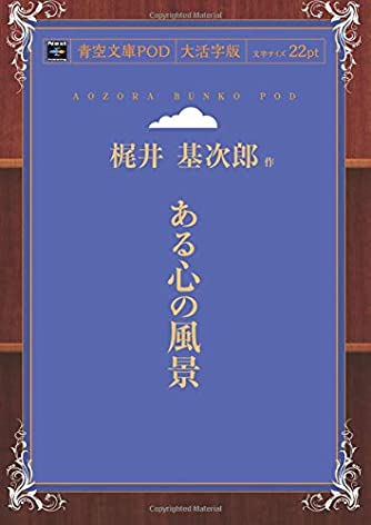ある心の風景 (青空文庫POD(大活字版))