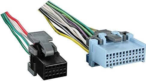 Replacement Parts Metra Reverse Wiring Harness 71-2002 for Select ...