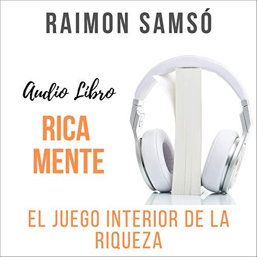 Diseño de la portada del título Rica Mente