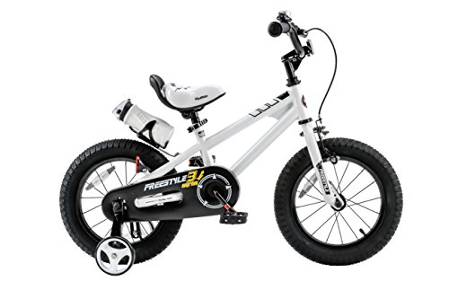 Buy Bargain Royalbaby RB16B-6W BMX Freestyle Kids Bike, Boy's Bikes and Girl's Bikes with training w...