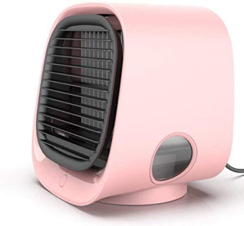 N / A Mini USB multifunción enfriadores de Aire Oficina de Aire Acondicionado portátil Cuatro en una enfriadores de Aire Muy apropiadas para el Trabajo y el hogar-C,VS