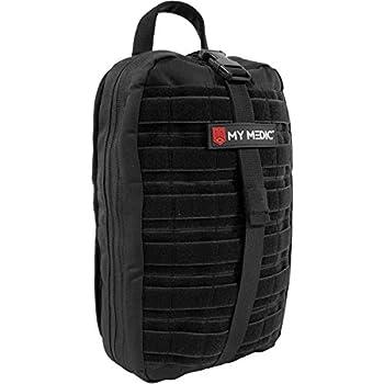 My Medic MyFAK Large Advanced First Aid Kit Black L