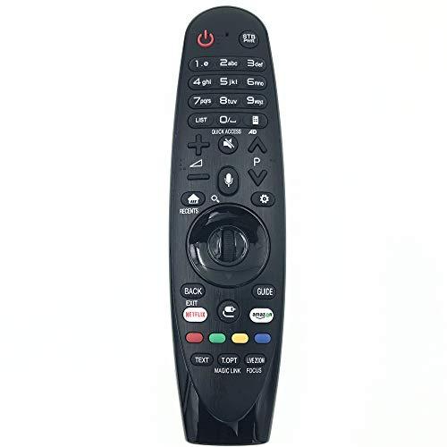 AN-MR650A AKB75075301 Magic Voice - Mando a Distancia para LG Smart TV