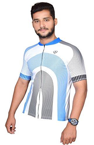 Deportes Hera Ropa Ciclismo, Maillot Mangas Cortas, Camiseta Verano de Ciclistas, Slim...