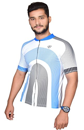 Deportes Hera Ropa Ciclismo, Maillot Mangas Cortas, Camiseta Verano de Ciclistas, Slim Fit