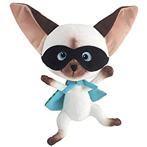 MerryMakers Skippyjon Jones Plush Doll, 8-Inch - 413WhIWolSL - MerryMakers Skippyjon Jones Plush Doll, 8-Inch