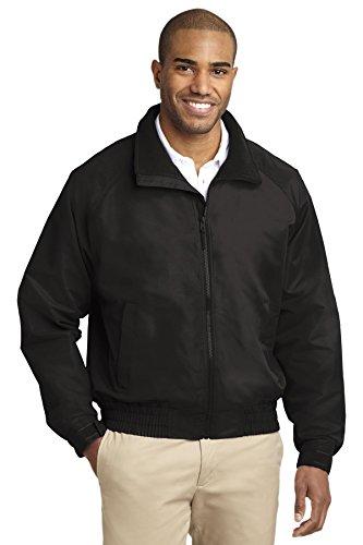 Port Authority® Lightweight Charger Jacket. J329 True Black 3XL