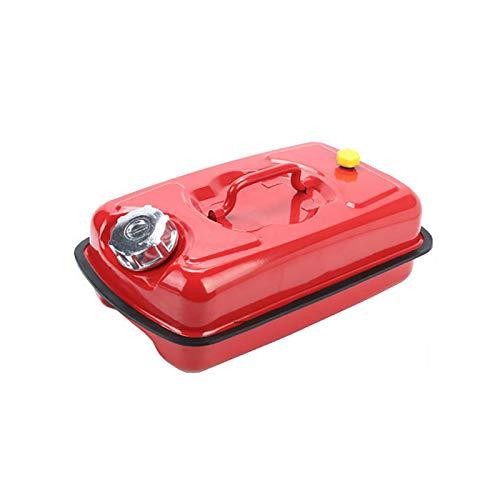 ALDSD Bidón para Carburante 5L/10L/20L Recipientes para Gasolina El Combustible Puede para Motocicletas y automóviles para Combustible Gasolina Diesel Etc