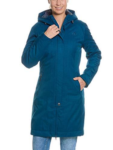Tatonka Floy Mantel Damen Nocturne Blue Größe EU 36 2020 Jacke