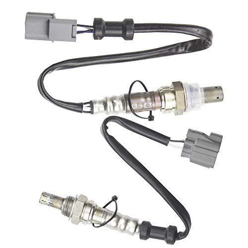 higherbro 2x Upstream+Downstream Oxygen O2 Sensor 1 & 2 for 2002 2003 2004 Honda CR-V 2.4L