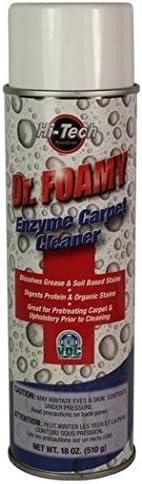 Hi-Tech Dr. Foamy Enzyme Carpet Aerosol Cleaner Sales results No. 1 - Max 83% OFF