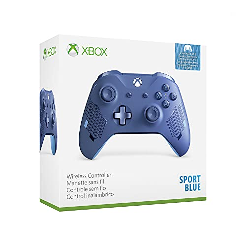 Microsoft Xbox Wireless Controller - Sport Blue, Special Edition