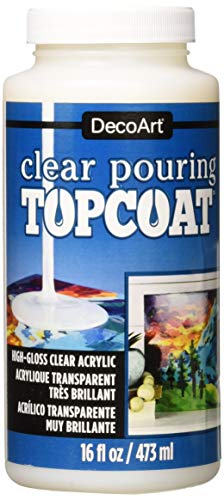 DecoArt Clear Pouring Top Coat
