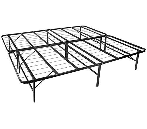 MOG/i-Flair Gästebett 140x200 cm Faltbett Klappbett klappbar aus stabilem Metall – alle Größen