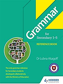 Grammar for Secondary 1-5 Reference Book