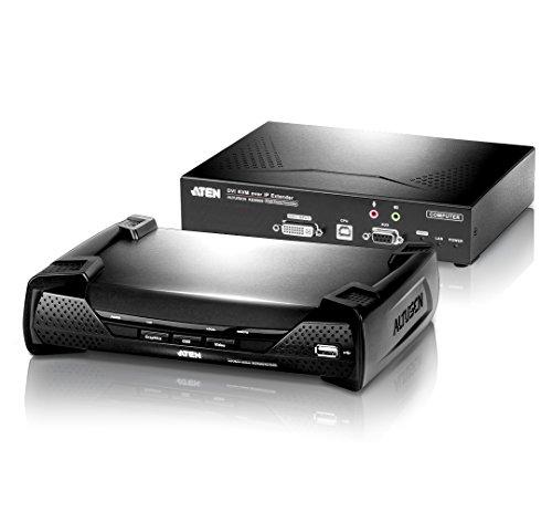 Aten DVI KVM Over IP Extender, KE6900-AX-G