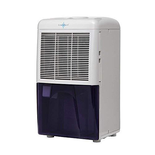 Preisvergleich Produktbild Klima1stKlaas 5006 Luftentfeuchter 30 m² 260 W 0.42 l / h Weiß,  Blau