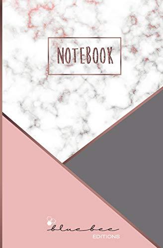 Notebook: Cuaderno con páginas de puntos -marmol: 1