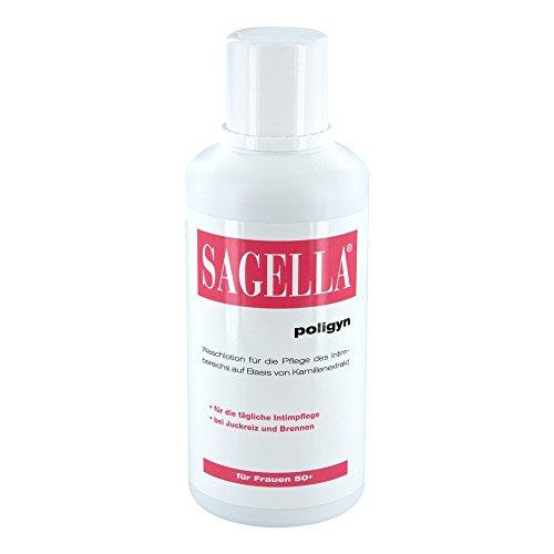 SAGELLA poligyn Intimwaschlotion für Frauen 50+, 500 ml, 500 ml