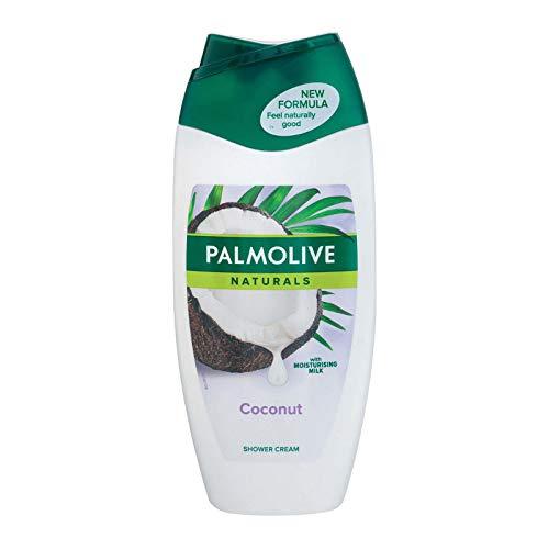 6er Pack - Palmolive Naturals Duschgel - Kokos - 250ml