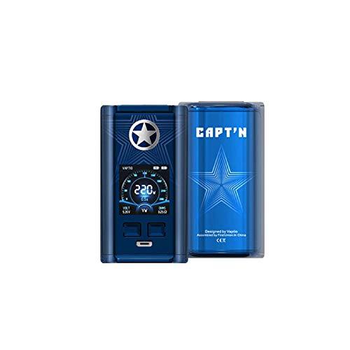 Vaptio CAPT'N Paragon Kit 8ml 220W Cigarrillos electrónicos